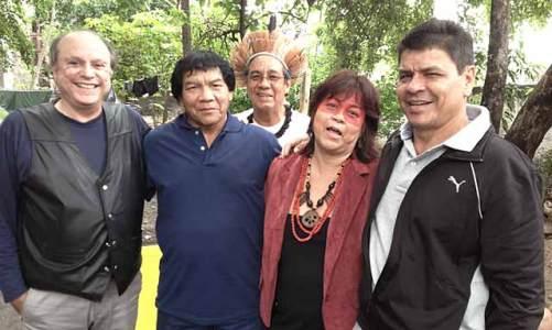 Chico Guarani: de Saquarema à luta pela preservação do Museu do Índio