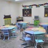 Uma das novas salas da creche que leva o nome da mãe do deputado Paulo Melo (Fotos: Agnelo Quintela)