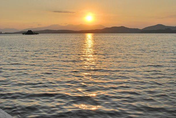 A Lagoa de Saquarema é o maior patrimônio natural do município  e deve ser preservada (Foto: Agnelo Quintela)