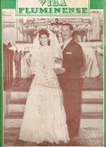 O casamento de Elzira Mendonça e  Simeão Nunes foi notícia em Saquarema  e repercutiu até em Niterói