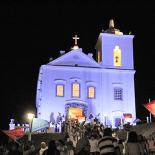 A igreja vive seu esplendor durante o Círio de Nazareth (Foto: Paulo Lulo)