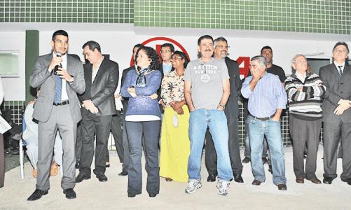 Novidades da saúde em Saquarema