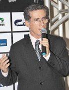 O presidente da ADJORI-RJ, Paulo César Caldeira (Foto: Edimilson Soares)