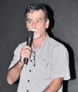 Secretário municipal de Meio Ambiente, Gilmar Magalhães