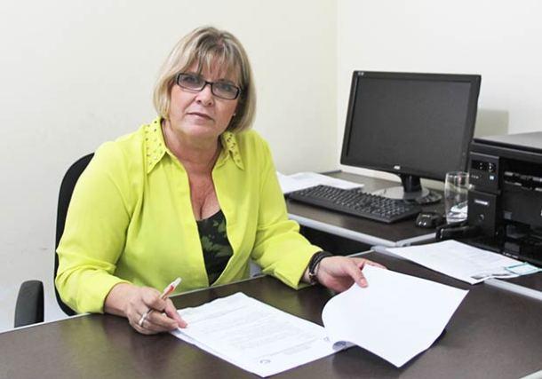 Cristina Silva assume a Saúde em Saquarema (Foto: Edimilson Soares)