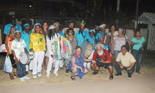 Folia de Reis encerra o natal em Barra Nova