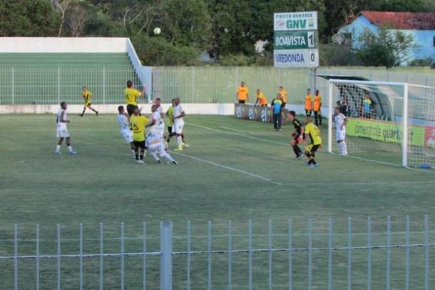 Contra o Volta Redonda ganhou em casa por 1  X 0 (Foto: Paulo Lulo)