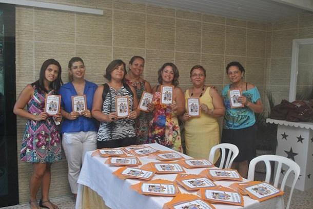 Equipe da secretaria de Desenvolvimento Social lançou a Cartilha da Família (Agnelo Quintela)