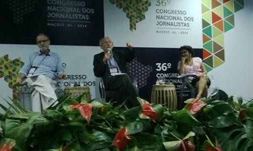 Congresso Nacional de Jornalistas homenageia vítimas da ditadura