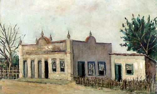 Antenor de Oliveira, um artista nato