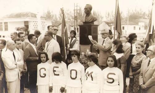 Oscar de Macedo Soares, o benemérito
