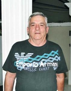 Elmar, o Catatau, empresário  em Saquarema. (Foto: Edimilson Soares)