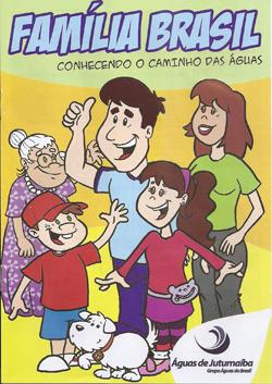 Cartilha do Grupo Águas do Brasil