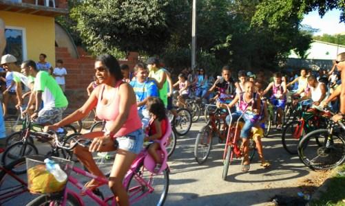 5º Passeio Ciclístico  do Maggy FC