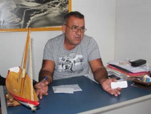 Matheus da Colônia de Pescadores. (Foto: Edimilson Soares)