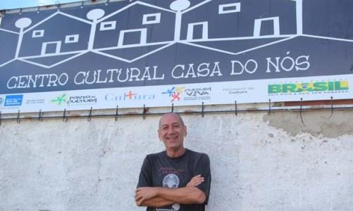 Guti Fraga, o ator e diretor de Teatro, é o atual presidente da FUNARTE