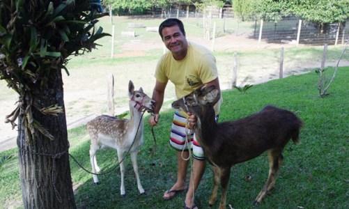 Rancho Safari Fest pela educação ambiental