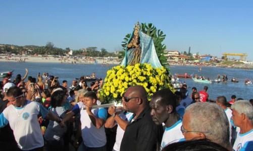 Círio de Nazareth de Saquarema, o mais antigo do Brasil, nas ruas, nas águas e na internet