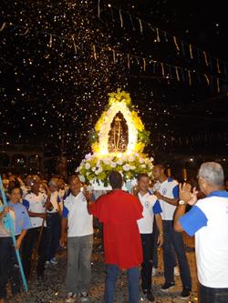 Nossa Senhora Aparecida (Foto: Edimilson Soares)
