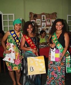 Desfile da Beleza Negra no Rio da Areia