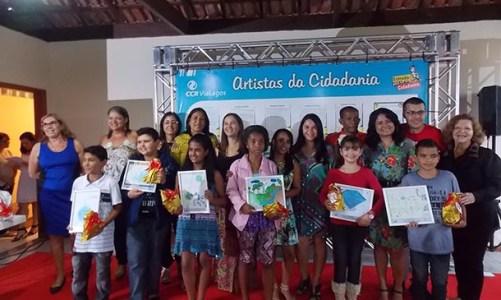 Premiação do Programa Estrada para Cidadania