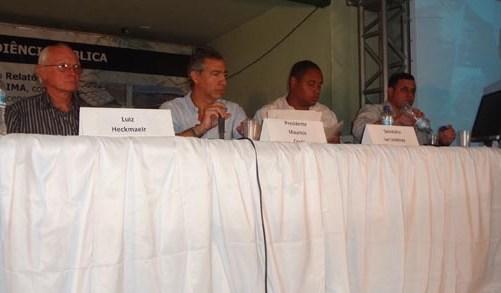Audiência Pública sobre o Porto de  Jaconé revelou os prós e contras