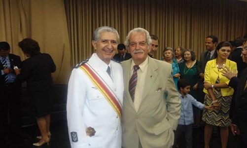 Advogado de Saquarema na posse do STM em Brasília