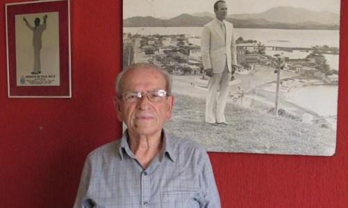 Jurandir da Silva Mello, uma, duas, três vezes prefeito de Saquarema