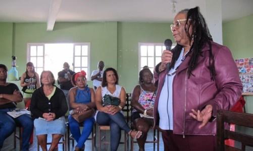 Dia da mulher negra é comemorado no Rio da Areia