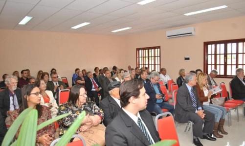 OAB inaugura novo auditório