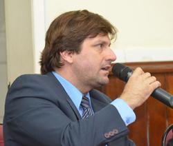 Bruno Pinheiro apoiou os membros da CPI, e concordou com as conclusões do relatório final (Edimilson Soares)