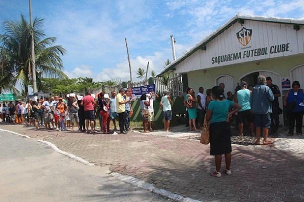 A chance de renegociar tributos em atraso atraiu muitos contribuintes (Edimilson Soares)