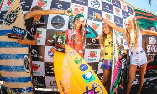 Carol Bonelli começa 2016 com vitória