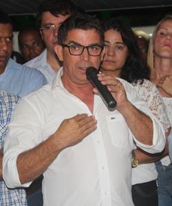 O ex-vereador Pitico Oliveira