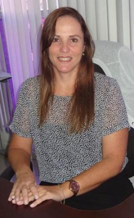 Ana Paula Oliveira na  Procuradoria Geral