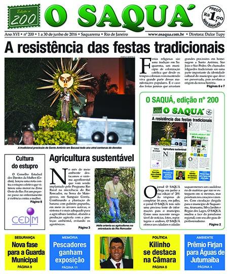 Jornal O Saquá