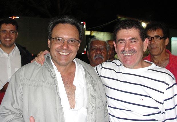Parceiro do deputado Paulo Melo, o ex-prefeito Dalton Borges fala da próxima eleição que vai se realizar no próximo 2 de outubro (Foto: Edimilson Soares)