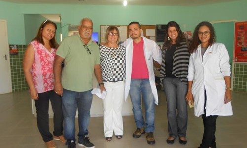 O programa Mais médicos já está funcionando em Barra Nova e Rio da Areia