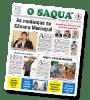 O SAQUÁ 206 – Edição de Novembro/2016
