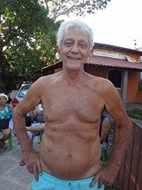 O descanso de um guerreiro: Nelson Nunes