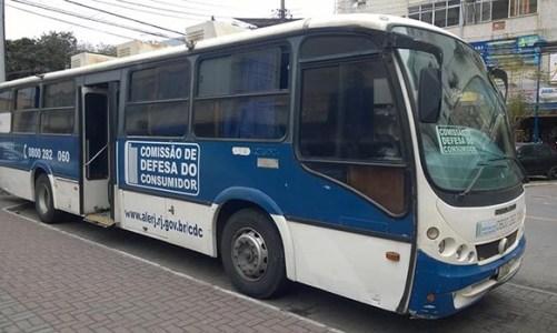 Ônibus do Consumidor em Saquarema
