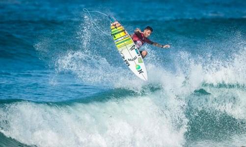 Campeonato Mundial de Surf foi na Barrinha e consagrou Filipe Toledo