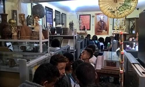 Primavera de Museus em Jaconé