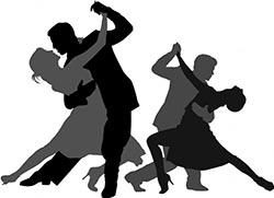 Dança de salão em Barra Nova