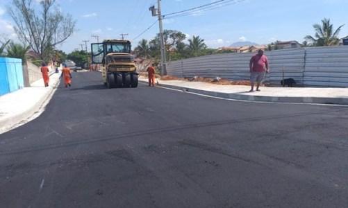 Uma nova ponte em Jaconé