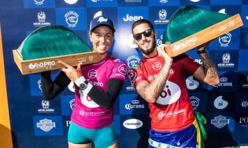 """Oi Rio Pro em Saquarema lotou o """"Maracanã do Surfe"""""""