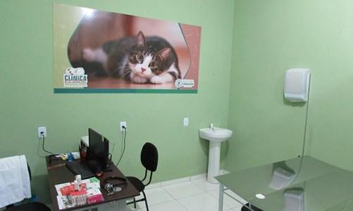 Clínica Animal é inaugurada em Sampaio Corrêa