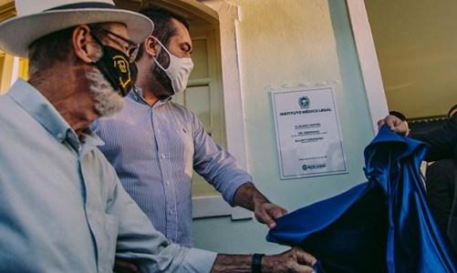 Instituto Médico Legal é reaberto em Cabo Frio