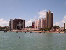 Press Tour pela orla de Fortaleza