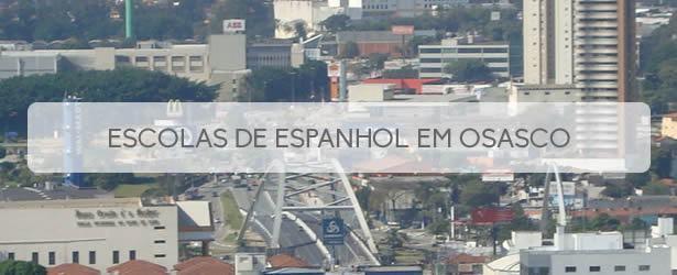 Cursos e Escolas de Espanhol em Osasco